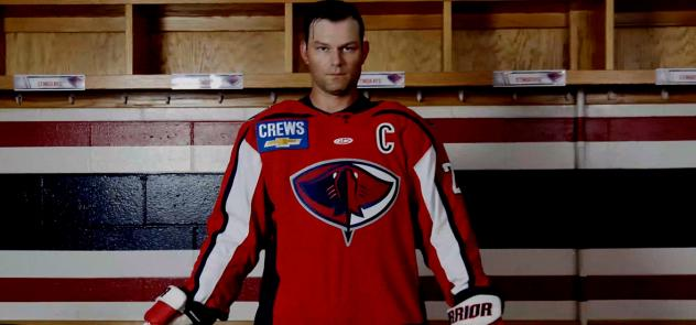 South Carolina Stingrays red jersey