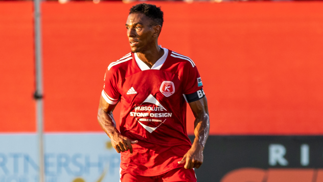 Ivan Magalhães of the Richmond Kickers