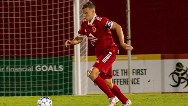 Richmond Kickers in action