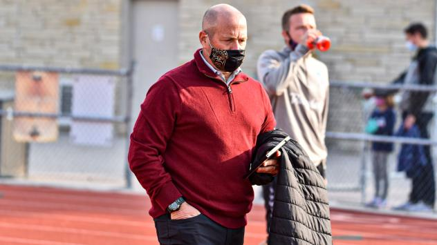 Forward Madison FC Technical Director and Head Coach Daryl Shore