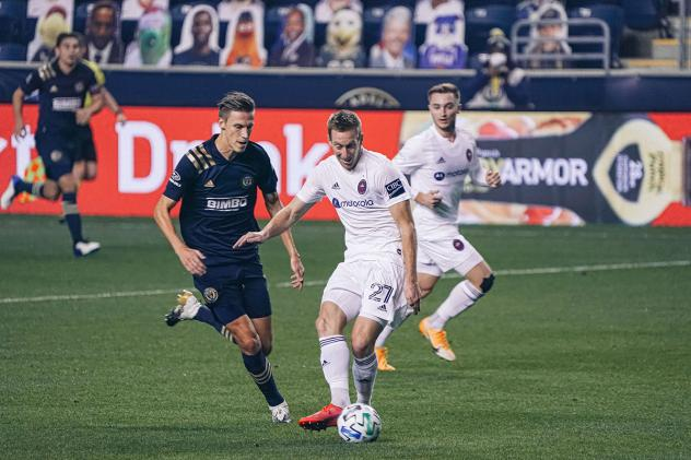 Chicago Fire FC vs. Philadelphia Union