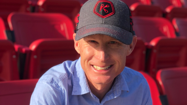 Richmond Kickers Pro Soccer President Matt Spear