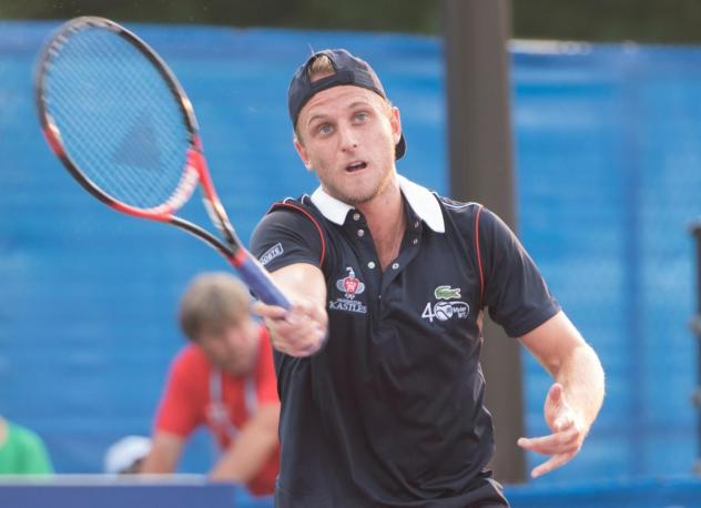 DC native and former Washington Kastles all-star Denis Kudla