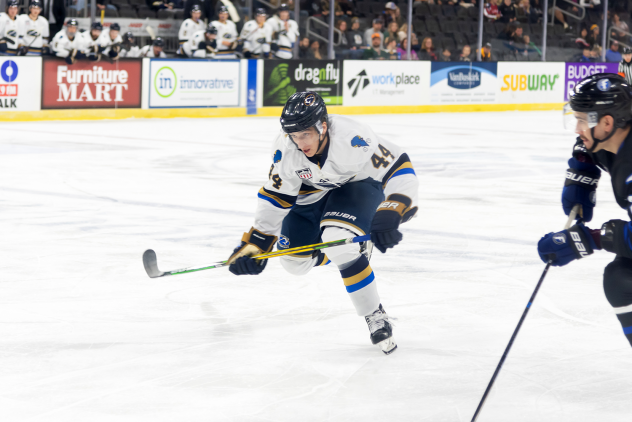 Michael Citara of the Sioux Falls Stampede
