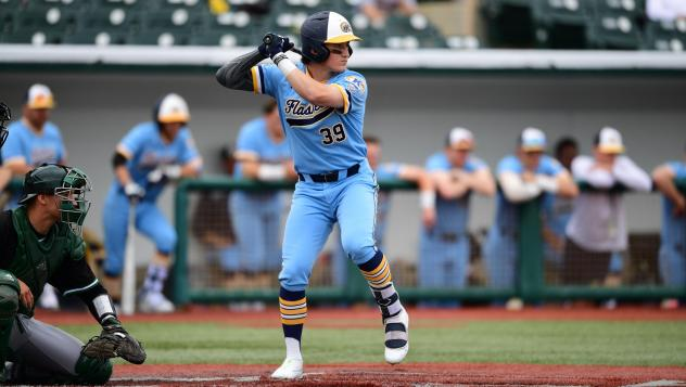 Justin Kirby with Kent State University