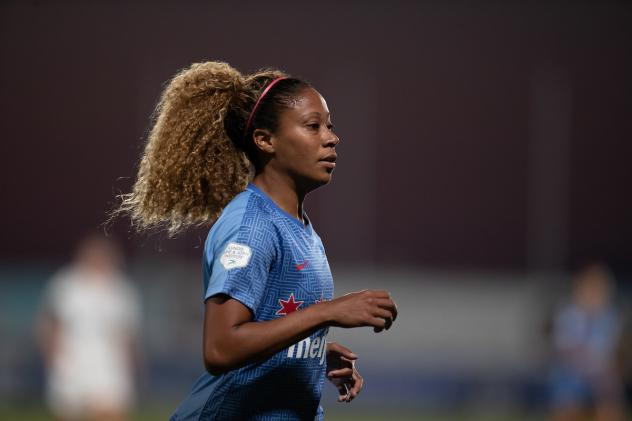 Chicago Red Stars defender Casey Krueger