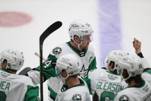 Cole Schneider and the Texas Stars
