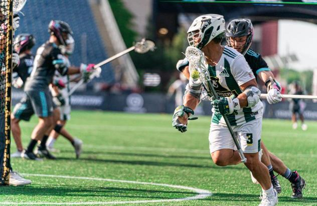 Redwoods attackman Rob Pannell