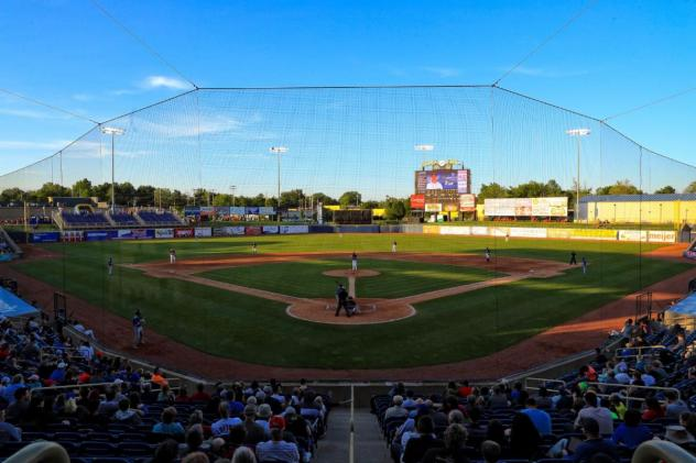 Classic Park, home of the Lake County Captains