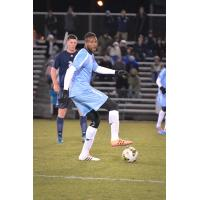 Hammerheads Defender Anthony Peters