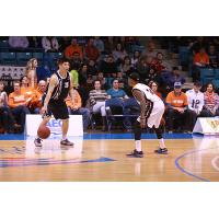 Moncton Miracles vs. Halifax Rainmen