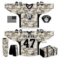 Rampage Military Jerseys
