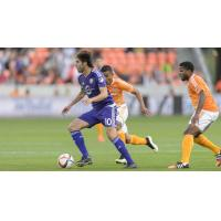 Orlando City Wins First, Beating Houston 1-0