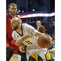 London Lightning vs. Brampton A's