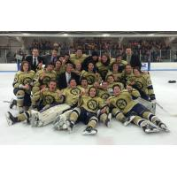 Janesville Jets Celebrate Regular Season Title