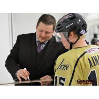 Janesville Jets Coach Joe Dibble