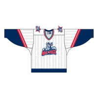Hartford Wolf Pack's Anti-Bullying Night Jersey