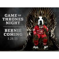 Fighting Saints Game of Thrones Night