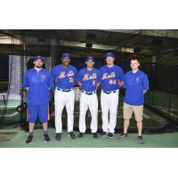 Kingsport Mets 2015 Coaching Staff