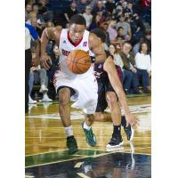 Tim Frazier of the Maine Red Claws