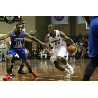 Scotty Hopson of the Sioux Falls Skyforce
