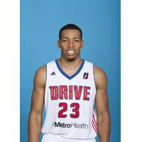 Jerrell Sanders of the Grand Rapids Drive