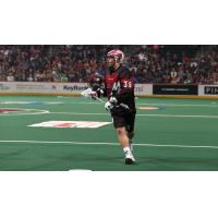 Colorado Mammoth Forward Jeremy Noble