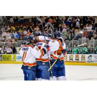 Peoria Rivermen Celebrate