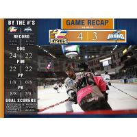 Colorado Eagles Game Recap