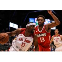 Texas Legends vs. Maine Red Claws