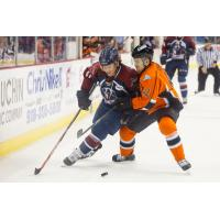 Tulsa Oilers vs. Missouri Mavericks
