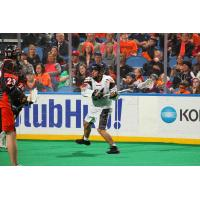 New England Black Wolves Forward Josh Johnson