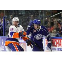 Bridgeport Sound Tigers vs. Syracuse Crunch