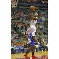 CJ Fair of the Fort Wayne Mad Ants