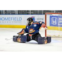 Peoria Rivermen Goaltender Kyle Rank