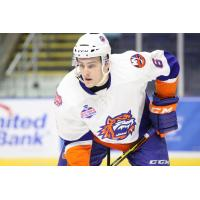 Bridgeport Sound Tigers Defenseman Ryan Pulock