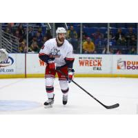 Hartford Wolf Pack Defenseman Chris Summers