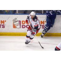 Hartford Wolf Pack Forward Ryan Bourque