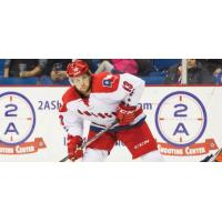 Chad Costello of the Allen Americans