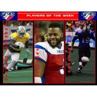 PIFL Players of the Week