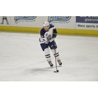 Greenville Road Warriors Forward Chris McCarthy