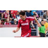 Richmond Kickers Forward Jason Yeisley