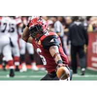 Jacksonville Sharks Defensive Back LaRoche Jackson