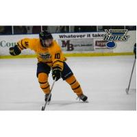 Springfield Jr. Blues Forward Mike Crowley