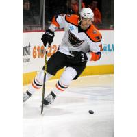 Oliver Lauridsen of the Lehigh Valley Phantoms