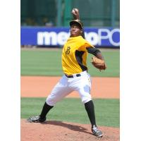 Bradenton Marauders Pitcher Clario Perez