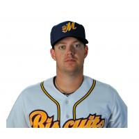 Montgomery Biscuits Pitcher Jared Mortensen
