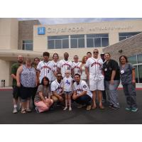 Lancaster JetHawks visit City of Hope | Antelope Valley