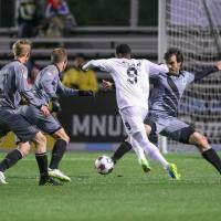 Minnesota United in Action