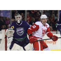 Grand Rapids Griffins vs. Utica Comets